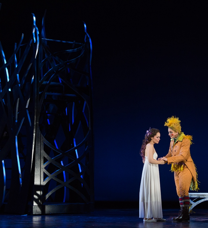 The Thieving Magpie (Glimmerglass 2016)