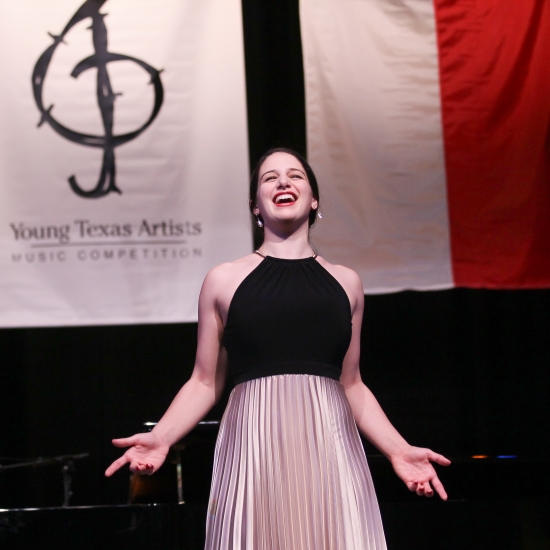 Young Texas Artists Music Competition (2014)